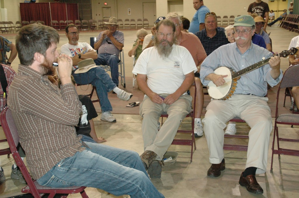 2012 Festival - Harmonica Workshop 6-16-12