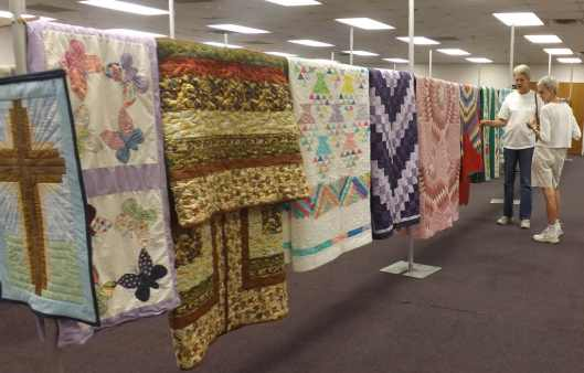2012 Festival - Quilt Show, courtesy of Hill and Holler